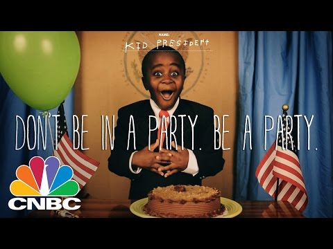 'Kid President' Interview: Making The World Awesome | CNBC