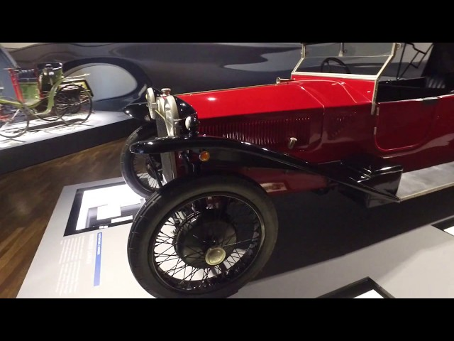 Evomalaysia.com | 1924 Lancia Lambda Walk Around Review