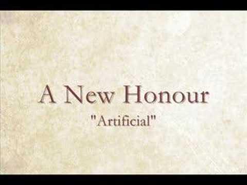 A New Honour -