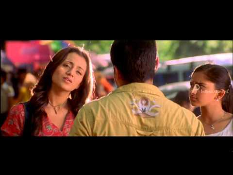 Bheema - Trisha Following Vikram Camedy