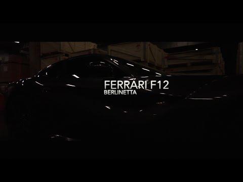 Ferrari F12 Belinetta