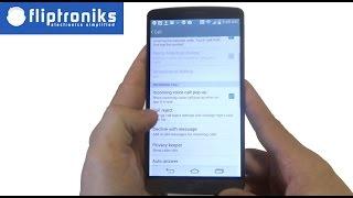 LG G3: Phone Not Receiving Calls Issue - Fliptroniks.com