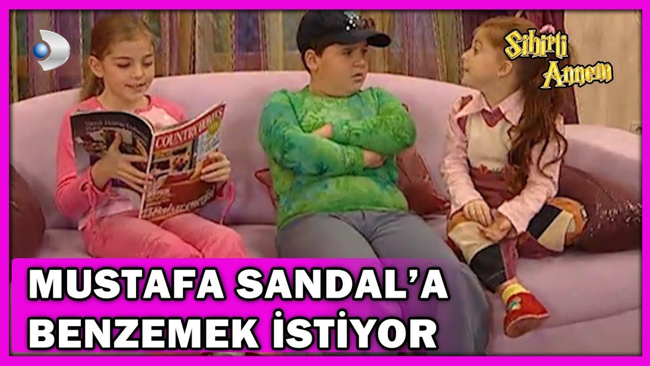 Cem, Mustafa Sandal'a Benzemek İstiyor! - Sihirli Annem 33.Bölüm