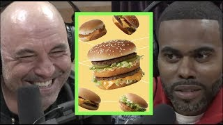 Lil Duval Thinks McDonalds Gets Too Much Hate | Joe Rogan