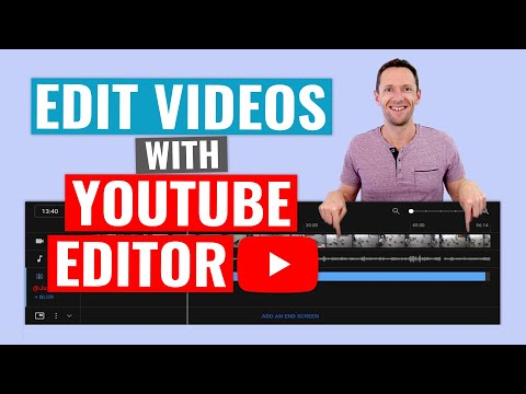 How to Edit Videos with the YouTube Video Editor! (Updated)