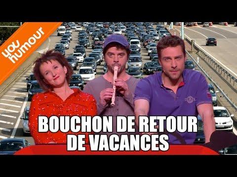 ANNE ROUMANOFF, GARNIER ET SENTOU - Bouchon de retour de vacances