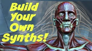 Building your own Synths: Synth Workshop Mod  | Fallout 4 Mods |