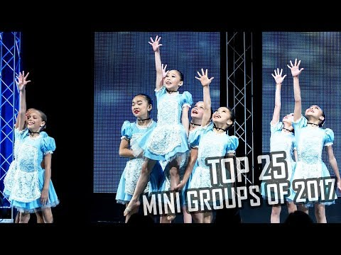My Top 25 Mini Groups of 2017