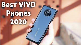 Top 5 Best New VIVO Phones to buy in 2020 | Best Budget & Flagship VIVO Phones 2020