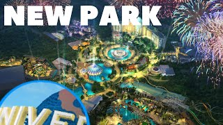 Universal's Epic Universe ANNOUNCED for Universal Orlando - Universal Roblox Newscast Breaking News