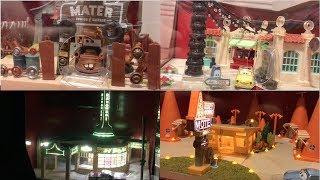 Summary : Disney Pixar Cars : Mattel Precision series