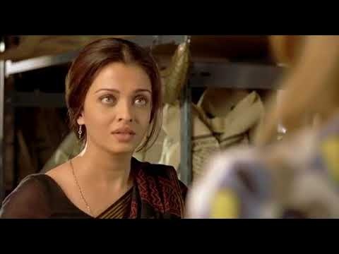 Aishwarya rai hot navel and hottest scene ever in mistress of spices