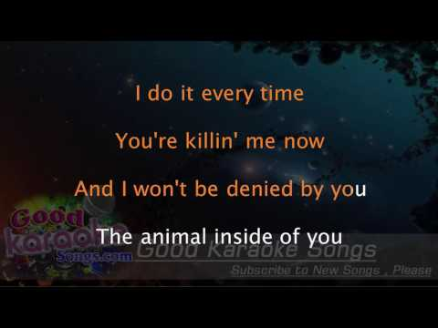 Animal - Journey ( Karaoke Lyrics )