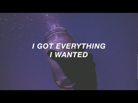 Everything I Wanted // Billie Eilish (lyrics)