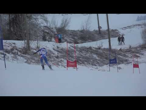 Helsinki Ski Club Super Slalom Race U14
