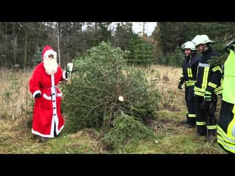 Weihnachtsbaum Service.Gaisrinė Sauga Vgtu Youtube