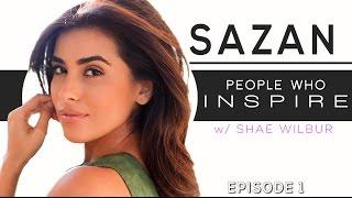 SAZAN HENDRIX Interview   People Who Inspire Ep. 1