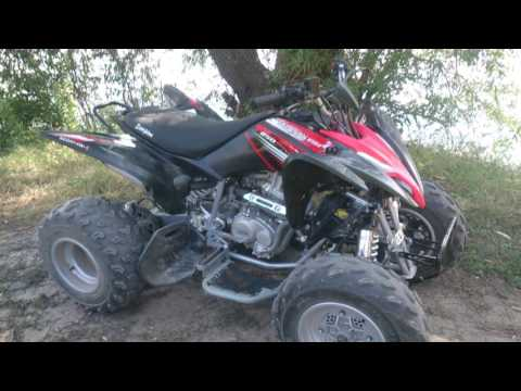 Обзор на квадроцикл Scorpion 250