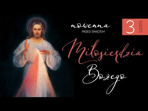 Nowenna przed świętem Miłosierdzia - 3. (Ostróda)