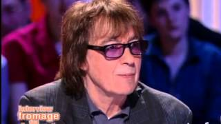 Interview fromage ou dessert de Bill Wyman - Archive INA