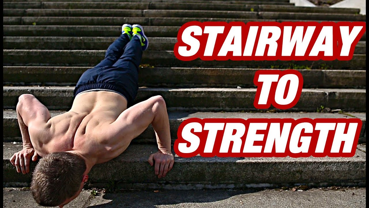 Stairway to Strength - Stair Exercises
