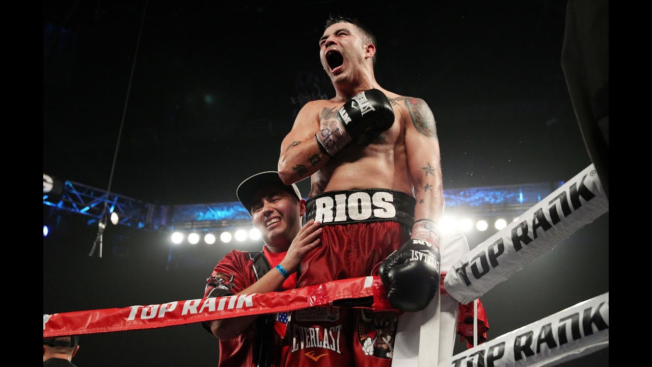 Quick Hits: Highlights from the Alvarado-Rios 3 Card