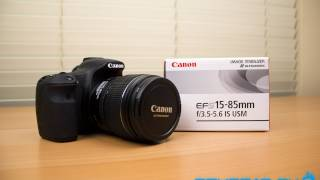 Canon EF-S 15-85mm f/3.5-5.6 IS USM Lens Unboxing!