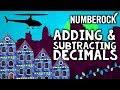 Adding & Subtracting Decimals Song | 4th & 5th Grade