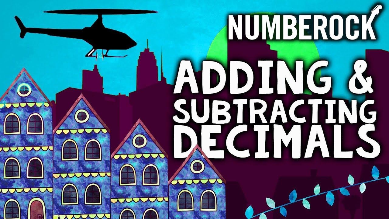 small resolution of Adding \u0026 Subtracting Decimals Song   4th \u0026 5th Grade - YouTube