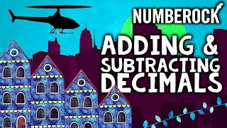 Adding Decimals Song for Kids | Includes Subtracting Decimals | 4th & 5th Grade