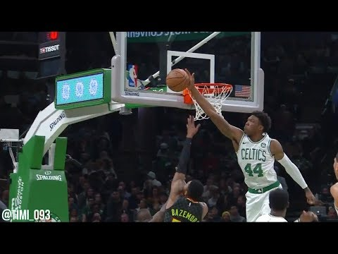 Robert Williams block-party (five blocks) against the Hawks