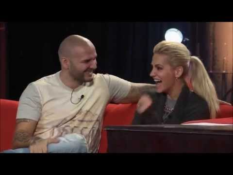 1. Dara Rolins a Rytmus - Show Jana Krause 11. 4. 2014