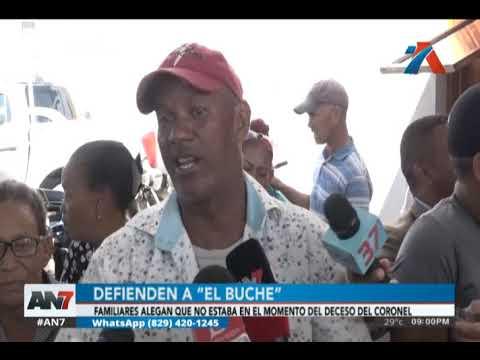 Defienden a 'El Buche'