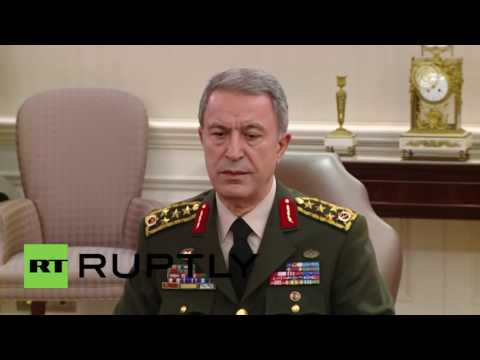 Turkey: Supreme Military Council meet for first time since July coup attempt