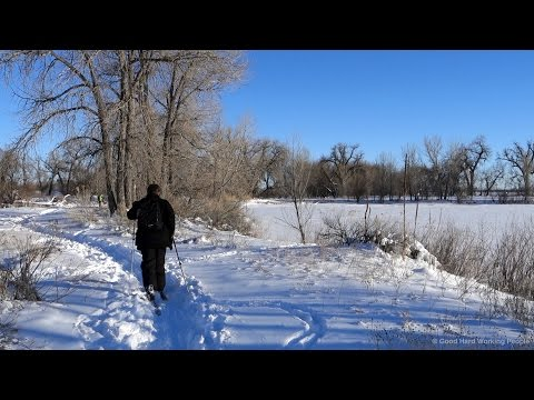 Cross-Country Skiing in Fort Collins - In A Colorado Minute (Week 301)