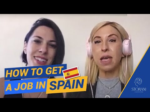 How to get a Job in Spain feat Recruiter Inés Schvartzman