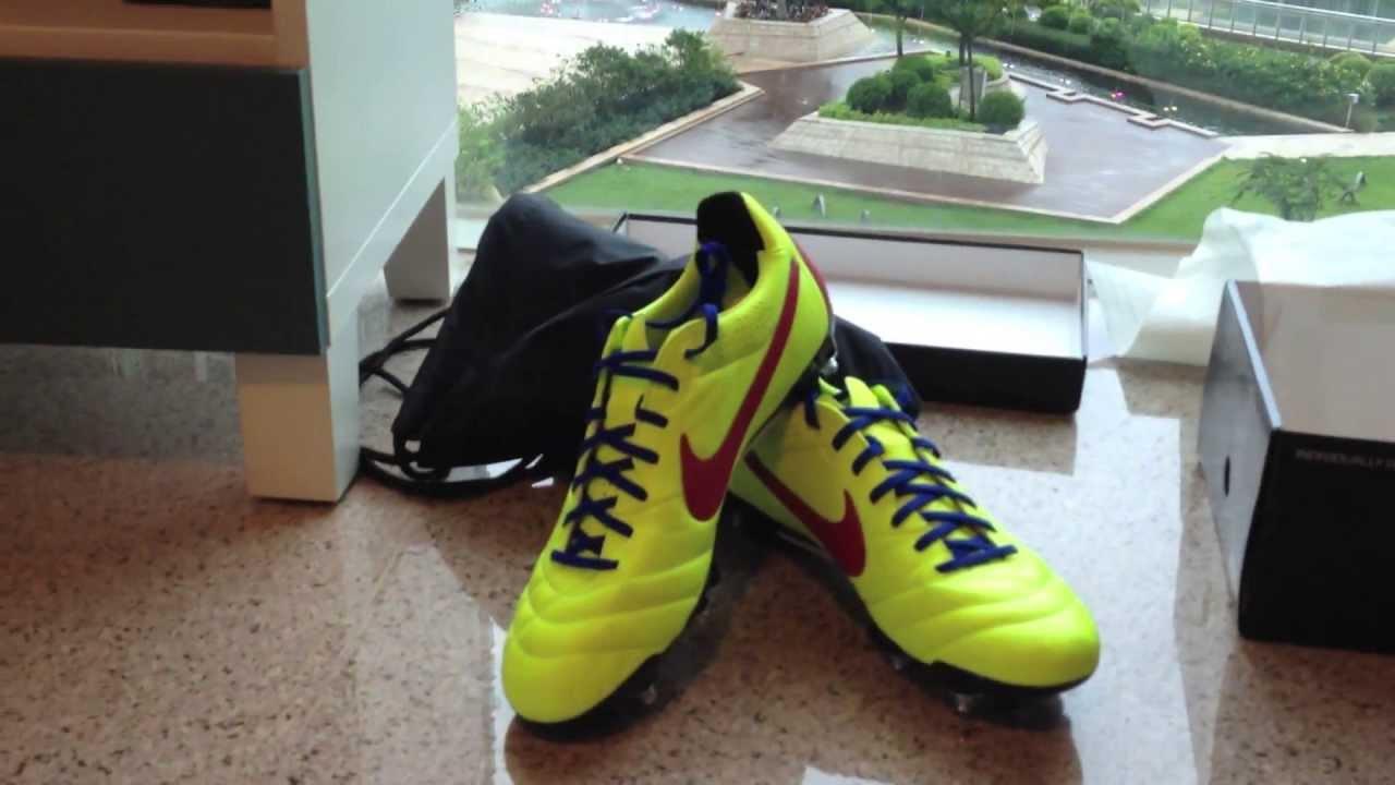 NikeID Football Boots