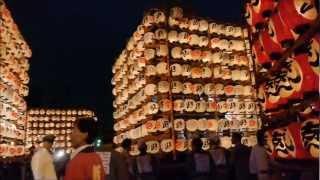 2012 鷲宮神社八坂祭礼(埼玉県久喜市鷲宮)