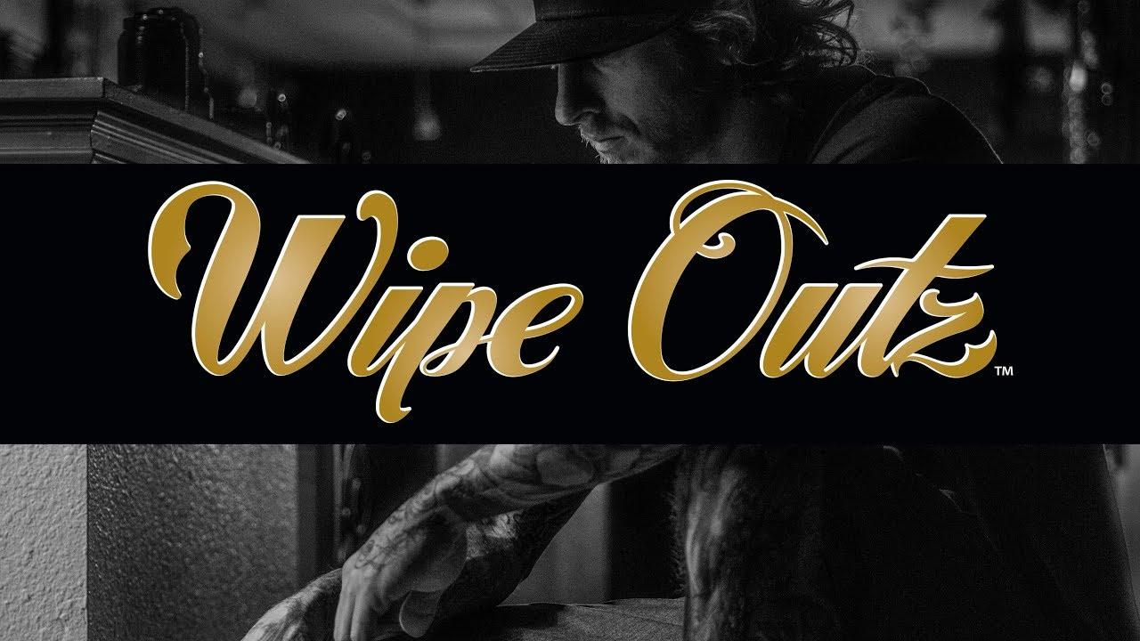 MD Wipe Outz™ Sterilized Tattoo Wipes / Towels - YouTube