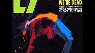 L7 - Lopside Head - EP 1992