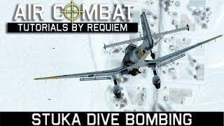 Dive bombing #1 - Ju 87