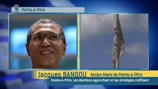 Pointe-à-Pitre: Claude Barfleur renonce à sa propre candidature et rejoint Jacques Bangou !