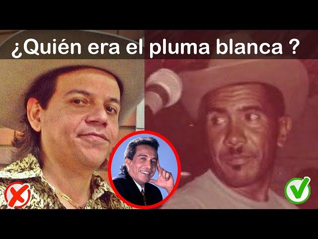 Conoce El Verdadero Pluma Blanca Amigo De Diomedes Diaz | BuenVallenato - BuenVallenato
