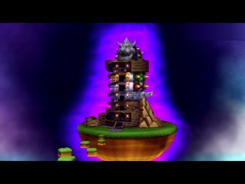 Mario Party Island Tour - Bowser's Tower