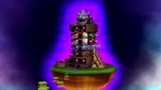 Mario Party Island Tour - Bowser