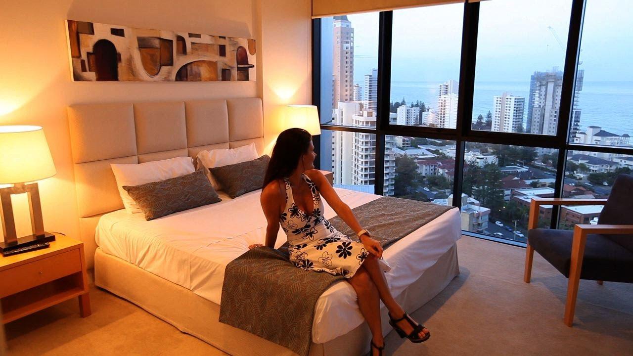 Aria Luxury Holiday accommodation Broadbeach Gold Coast ...