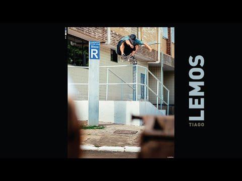 Tiago Lemos for Primitive Skate