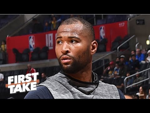 DeMarcus Cousins' return will solve all of Warriors' problems - Ryan Hollins | First Take