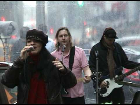 Rock Star Karaoke NYC in Times Square w/ Ace Young