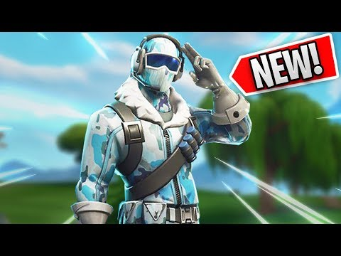 Deep Freeze Bundle Frostbite Skin!  Duos with Nick Eh 30
